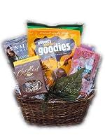 Gluten Free Hanukkah Gift Basket by Well Baskets