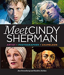 Book Cover: Meet Cindy Sherman: Artist, Photographer, Chameleon