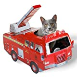 Suck UK キャットプレイハウス 消防車