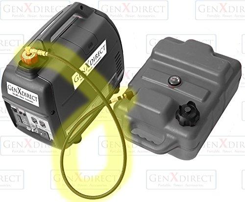 Generator Extended Run Fuel Tank System Hose Assembly For Honda, Ryobi, Yamaha, Generac, Kipor, And More