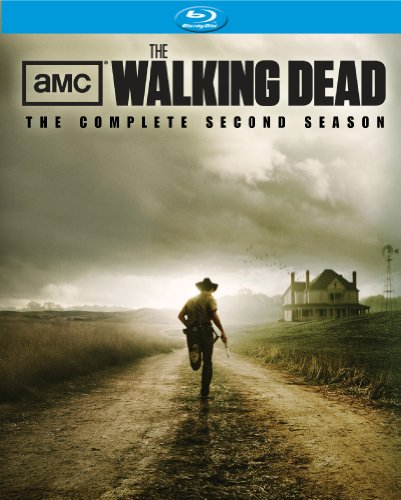 Cover art for  The Walking Dead: The Complete Second Season [Blu-ray]
