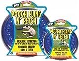 Pet Buddies Pooch Fling N' Fetch Frisbee - 9 Inch