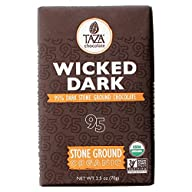 Taza Chocolate Wicked Dark Chocolate,…