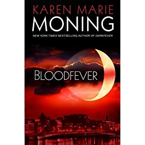 Bloodfever: The Fever Series (A Mackayla Lane Novel)