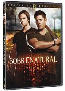 Supernatural - Die komplette Staffel 8 (EU-Import mit deutscher Tonspur) [6 DVDs]