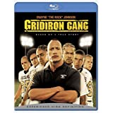 Gridiron Gang Bluray – $11.79!