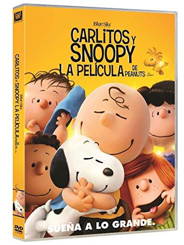 Carlitos Y Snoopy: La Pelicula De Peanuts [DVD]