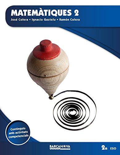 Matemàtiques 2n ESO (Materials Educatius - Eso - Matemàtiques)