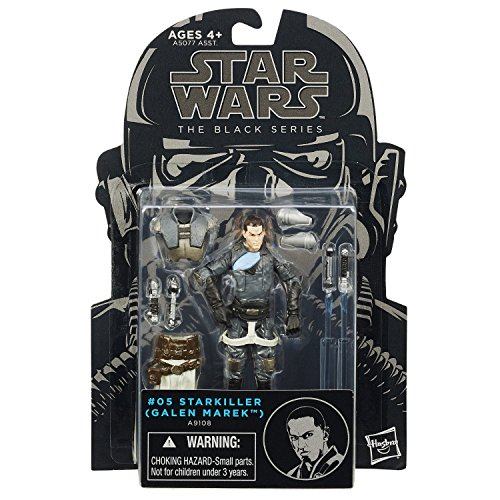 "Starkiller (Galen Marek) 3.75"" action Figure The Black Series Star Wars"