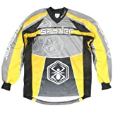 Spyder 07 Men's Paintball Jersey - Yellow
