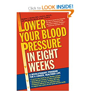 Click to buy Healthy Blood Pressure: Lower Your Blood Pressure in Eight Weeks: A Revolutionary Program for a Longer, Healthier Life from Amazon!