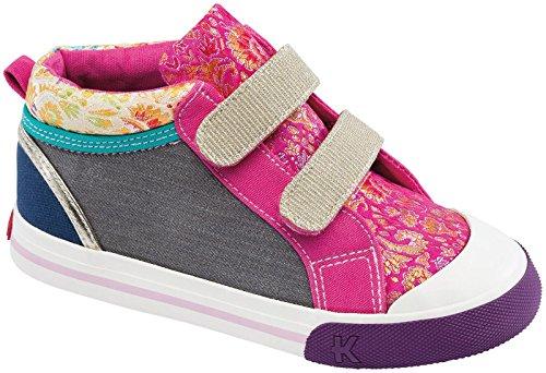 See Kai Run Girls' Kai Mallory (Toddler/Youth) - Hot Pink - 9 Toddler front-564131