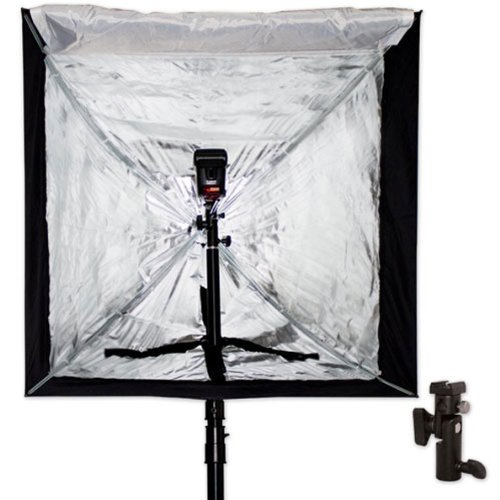 Westcott - Ombrello riflettente Apollo (Softbox, 71 cm)