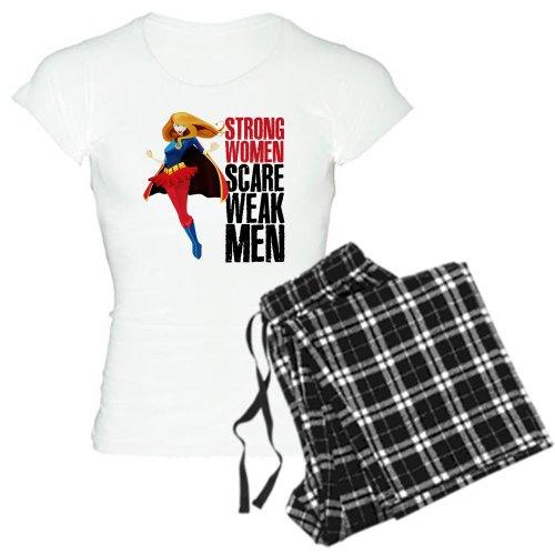CafePress Supergirl Women's Light Pajamas Women's Light Pajamas