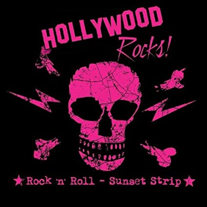 BUY > V/A : Hollywood Rocks 4CD box set (version 2)
