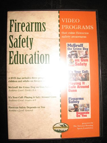 Firearms Safety Education for All Ages