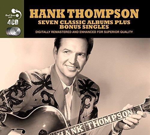Hank Thompson - Hank Thompson - Zortam Music