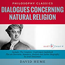 Dialogues Concerning Natural Religion Audiobook by David Hume, Israel Bouseman Narrated by Terry Rose