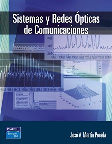SISTEMAS Y REDES OPTICAS DE COMUNICACIONES