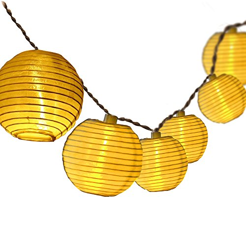 Solar Outdoor String Lights By Innoo Tech: The 10 Best Outdoor Solar Lights For Outdoor & Garden