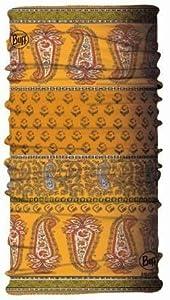 Naranja Paisley UV Buff