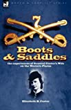 img - for Boots and Saddles: the experiences of General Custer's Wife on the Western Plains book / textbook / text book