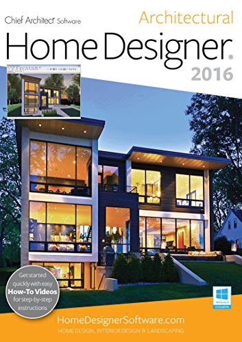 Home Designer Architectural 2016 [PC] [Download]
