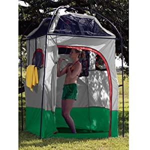 Amazon Com Deluxe Camp Shower And Enclosure Camping