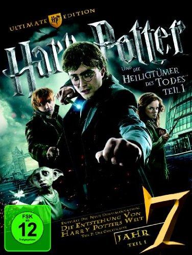 Harry Potter und die Heiligtümer des Todes Teil 1 (Ultimate Edition) [3 DVDs]