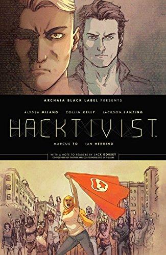 Hacktivist by Ian Herring (1-Aug-2014) Hardcover