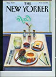 The New Yorker, Volume LXXXVII, No. 37, November 21, 2011 : The Food Issue