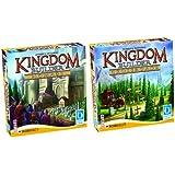 Queen Games 61050 - Kingdom Builder, Erweiterung 1 und 2
