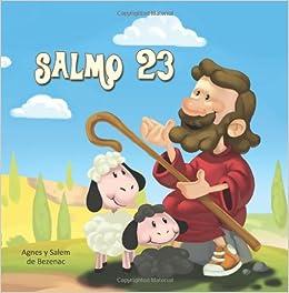 Salmo 23: El Señor es mi pastor (Capítulos de la Biblia para niños