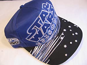 Jeff Gordon #24 Star Wars Episode I Pepsi Racing Hat Cap One Size Fits Most OSFM... by Chase Authentics