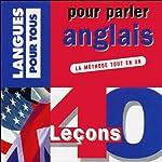 40 leçons pour parler anglais | Jean-Pierre Berman,Michel Marcheteau,Michel Savio