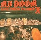 echange, troc Mf Doom - Live from Planet X