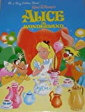Walt Disney's Alice in Wonderland (Big Golden Book) (0307123413) by Slater, Teddy