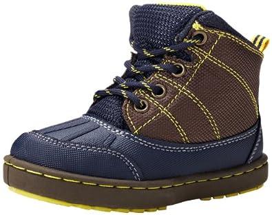 Amazon.com: OshKosh B'Gosh Liam-13 Boot (Toddler/Little Kid), Navy, 8