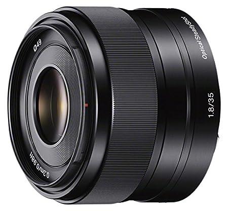 Sony SEL35F18 Objectif 35 mm Noir