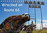 Wrecked on Route 66 - Author: Haberstock Matthias