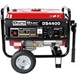 DuroStar DS4400 4 400 Watt Gas Powered Portable