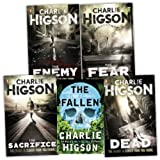Charlie Higson the Enemy Series Collection 5 Books