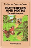Butterflies and Moths (Nature Detective) (0356097137) by Watson, Allan