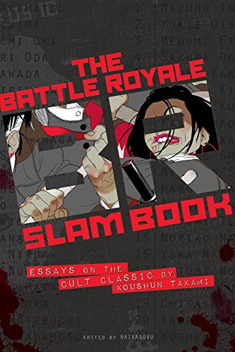 Battle Royale Slam Book