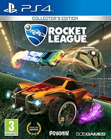 Rocket League (PS4)