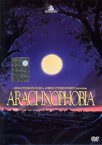 Arachnophobia [IT Import]