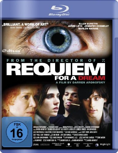 Requiem for a dream [Alemania] [Blu-ray]