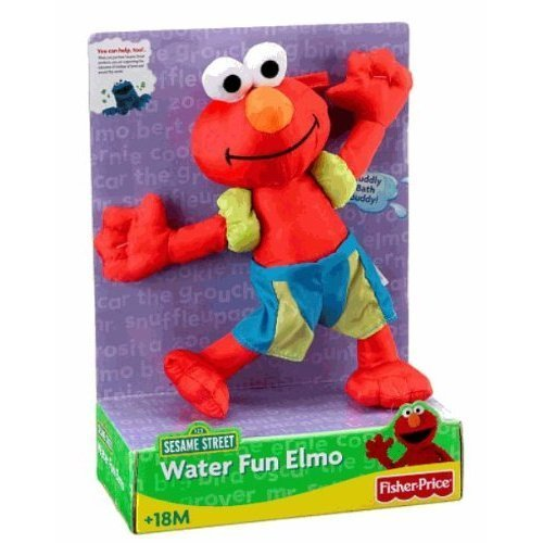 Amazon.com: Elmo - Bath Toys / Baby & Toddler Toys: Toys & Games
