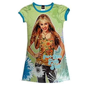 Hannah Montana Part-Time Pop Star Nightgown for girls