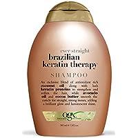 OGX Brazilian Keratin Therapy Shampoo 385 Ml (3 Pack Shampoo)